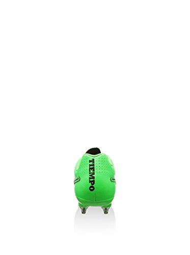 Nike Botas de fútbol Negro / Verde EU 41 (US 8)