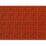 Silikomart Majolica Semifreddi Relief Mat, 1.25 Inch