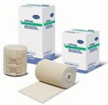 Latex-free Inelastic Compression Bandages-2.3'' X 5.4 Yds./ 6cm X 5m