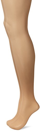 Calvin Klein Women's Perfect Essentials Sheer Control Top Pantyhose 2 Pair Pack, nude A