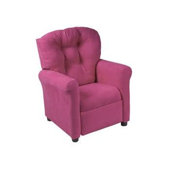 Crew Furniture 649630 Traditional Child Recliner Magenta  sc 1 st  Amazon.com & Amazon.com: Crew Furniture 649630 Traditional Child Recliner ... islam-shia.org