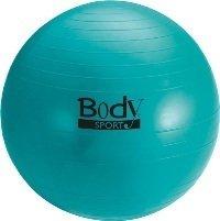 Fitness Ball, 85 Cm, Teal
