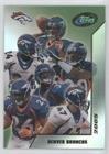 Denver Broncos Team Manufacturer ENCASED Uncirculated (Football Card) 2005 eTopps - [Base] #6
