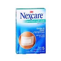MMMH3564 - Nexcare Soft Cloth Premium Adhesive Gauze Pad (Nexcare Soft Cloth)