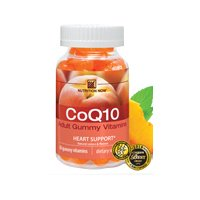 Nutrition Now Vitamin Adult Gummy Coq10 ()