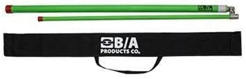 BA Products Nice BA-MS20 -x1 20' Load Height Measuring Stick with Standard & Metric Measurements for Trucks, Trailers, Vehicles
