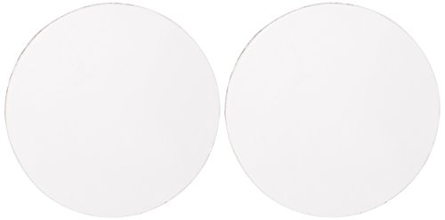 Kuryakyn 2347 Large Replacement Clear Lens for Bullet (Large Halogen Replacement Lenses)