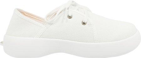 Zapato Casual De Lona Softscience Para Mujer Firefly Blanco