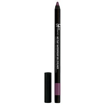 NEW! No-Tug Waterproof Gel Eyeliner, Plum 0.01 oz