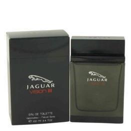- Jaguar Vision Iii Cologne by Jaguar, 3.4 oz Eau De Toilette Spray for Men