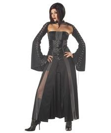 [California Costumes Women's Vampiress Baroness Costume Black X-Large] (Baroness Von Bloodshed Costumes)