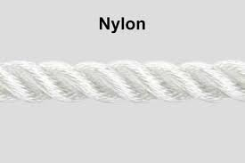 EVERSTRONG 100% Nylon Twisted Rope in 100 Ft spool x various sizes, 3/16'', 1/4'', 5/16'',3/8'',1/2'', 5/8'',3/4'',7/8'',x'',1-1/8'',x1-1/4'',1-1/2'' (1'')