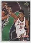 Scottie Pippen (Basketball Card) 1996 Skybox USA Basketball - [Base] #25
