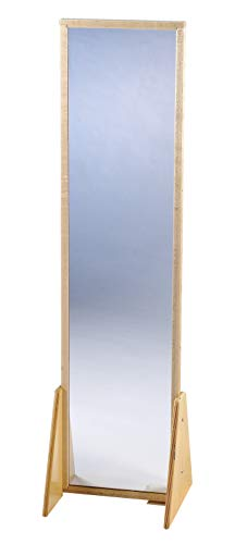 Childcraft 2 Position Acrylic Mirror, Large, 13-1/4 x 11-3/4 x 48-1/2 Inches -