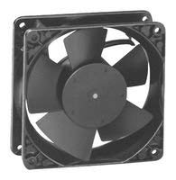 4100 NU Series 24 V 60 DBA 4114NXHHU/-/Axial Fan DC 38 mm IP68 153 cu.ft//Min 119 mm