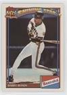 Barry Bonds (Baseball Card) 1991 Topps Bazooka Shining Stars - [Base] #1 ()