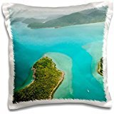Whitsundays - Australia, Whitsunday Islands 16x16 inch Pillow Case