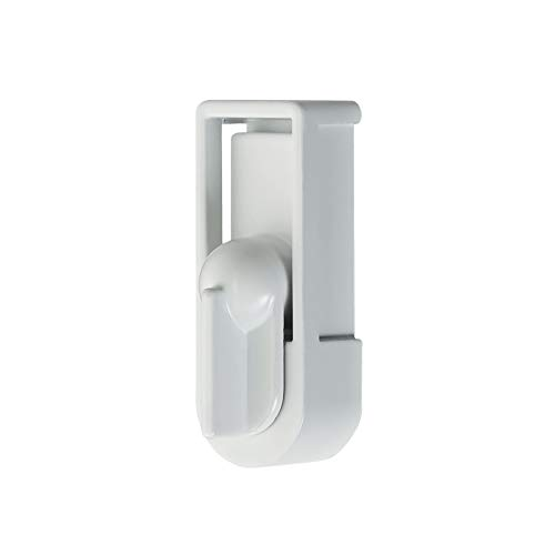 Ideal Security SK5W SK5 Storm Door Deadbolt, White