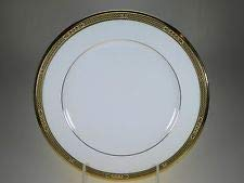 CHATELAINE GOLD DINNER PLATE PS