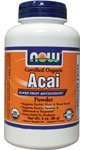 Now Foods Certified Organic Acai