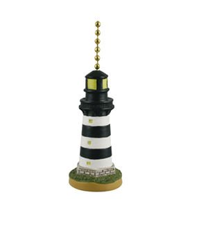 Coastal lighthouse ceiling fan pull ceiling fan pull chain coastal lighthouse ceiling fan pull aloadofball Image collections