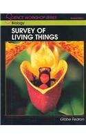 SCIENCE WORKSHOP SERIES:BIOLOGY/SURVEY OF LIVING THINGS STUDENT EDITION 2000C