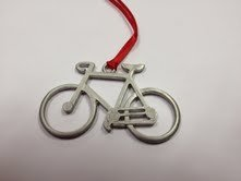 Road Bike Christmas Ornament (Cycling Christmas Ornament compare prices)