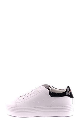 Blanc Wsc0912ple075n01 Baskets Femme Philipp Plein Cuir q6naaUg