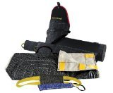 Dean & Tyler 4-Piece Professional Training Bundle Set for Dogs with 1 Tri-Bite Sleeve/1 French Linen Cover/1 Pocket Tug/1 Small Tug