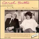 Carol Britto: Alone Together - with Flip Phillips & Michael Moore by Carol Britto (1993-12-07)