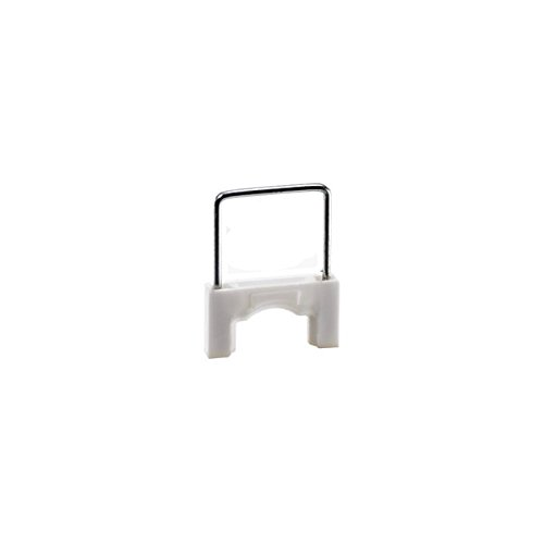 GB Gardner Bender MPS-2100 3/8'' White Cable Boss™ Cable Staples