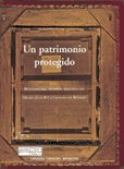 img - for Un Patrimonio Protegido: Restauracion de Obras Maestras del Museo Juan B. Castagnino de Rosario (Spanish Edition) book / textbook / text book