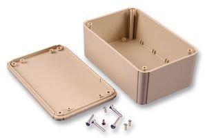 BOX, ABS, GREY, 125X80X50MM MCRL6225 By MULTICOMP MCRL6225-MULTICOMP