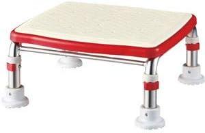 アロン化成ステンレス製浴槽台R(あしぴた)標準タイプ ソフト10 レッド 536-450 1台
