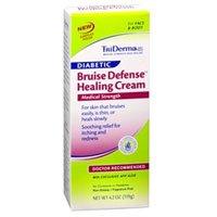 TriDerma Bruise Defense Healing Cream, 4.2 oz Per Tube (4 Pack) (Defense Healing Cream)