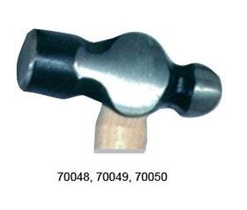 "DSS BioCurve Hammers, Ball Peen Machinist's Hammer (Ball Peen Machinist's Hammer 24oz. 14"")"