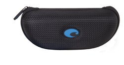 Costa Del Mar Zippered Hard Case (Large, - Case Sunglass Costa