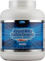 Cheap Vitacost Whey Protein Complex Powder with BCAAs Vanilla — 5 lbs