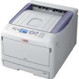 Oki Data C831n Small Workgroup Color Printer (A3) (35ppm Color-Mono; 20ppm Tabloid), 120V (E/F/P/S), Office Central