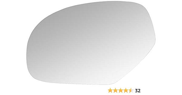 Wing mirror glass for AUDI Q7 2015-2018 Convexe Chauffé Côté Gauche Clip-on #A034
