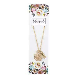 US Gifts Blessed is She Who Has Believed Pendant - 6/pk by US Gifts (Image #1)