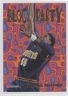 Dikembe Mutombo (Basketball Card) 1995-96 NBA Hoops - Block Party #4