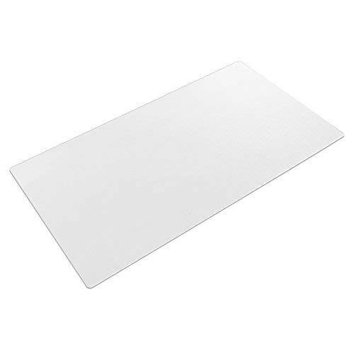 Desk Pad Clear, Fleeken Non-Slip PVC Soft Writing Mat - 34