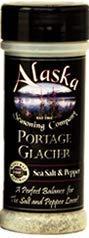 Alaska Sea Salt and Pepper Seasoning