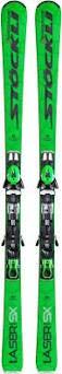 Stockli Ski Laser SX + attaques SP12 Ti Speed cm.177
