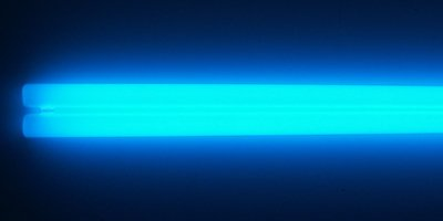 Aquarium Lighting 55 Watt Compact - Catalina 65/55 Watt Bright Blue 450Nm Straight Pin Power Compact Light