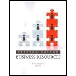 Pearson Custom Strategic Management MBA 599