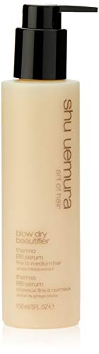 - Shu Uemura Blow Dry Beautifier BB Serum Fine to Medium Hair 5 oz