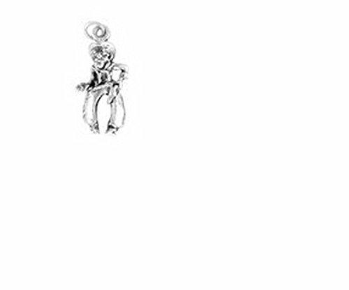 [Gunslinger Pendant] (Deluxe Gunslinger Costume)