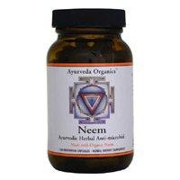 Organic India Neem Vegetarian Capsule - 90 per pack -- 2 packs per case.